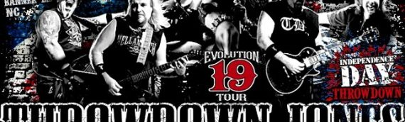 July 4th Band -Throwdown Jones